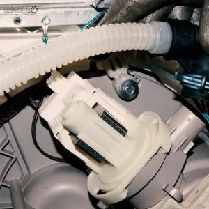 پمپ تخلیه ماشین ظرفشویی