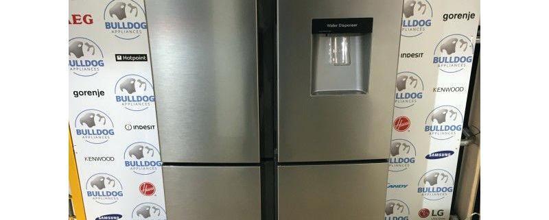 دستگاه یخچال فریزر کنوود